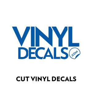 Custom Vinyl Cut Decals