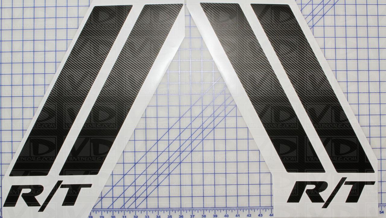 VinylDecals.com | Dodge Ram Challenger Style Hash Mark ...