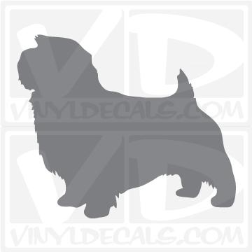 Vinyldecals Com Norfolk Terrier Dog Vinyl Decal Sticker