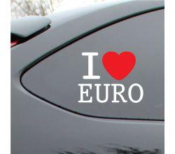 I love Euro Vinyl Deca