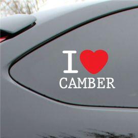 I love Camber Vinyl Deca