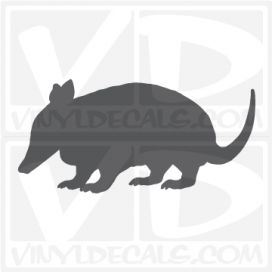 Aardvark Car Vinyl Decal Sticker