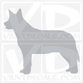 Basset Hound Vinyl Decal
