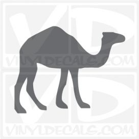Camel 1 Car Vinyl Decal Sticker