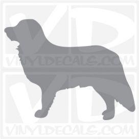 Nova Scotia Duck Tolling Retriever Dog Vinyl Decal
