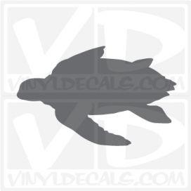 Sea Turtle  Vinyl Decal