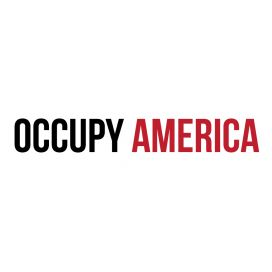 Occupy America Vinyl Decal Sticker