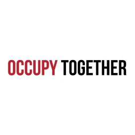 Occupy Together Vinyl Decal Sticker