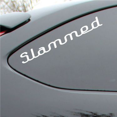 Slammed Vinyl Deca