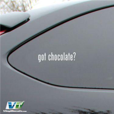 Got Chocolate