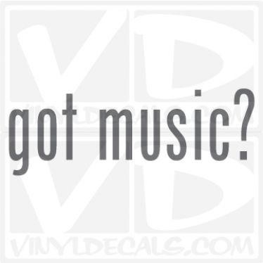 Got Music