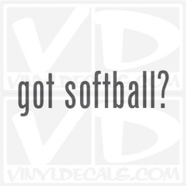 Got Softball