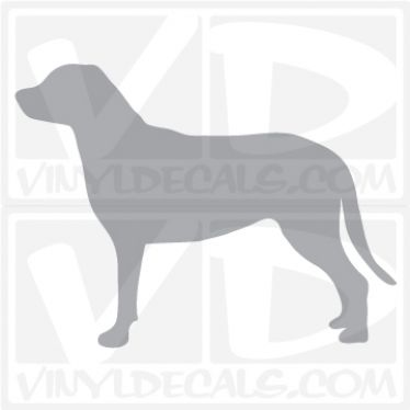 Greater Swiss Mountain Dog Vinyl Decal