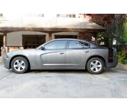 2011 Dodge Charger Hockey Superbee Stripe Graphic