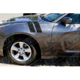 2011 Dodge Charger Hash Marks