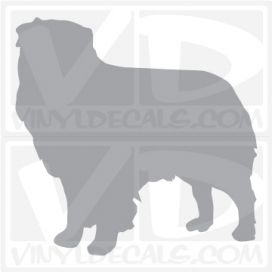 Australian Shepherd Vinyl Decal