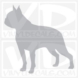 Borzoi Vinyl Decal