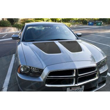 2011 Dodge Charger C Side stripe Vinyl Graphic