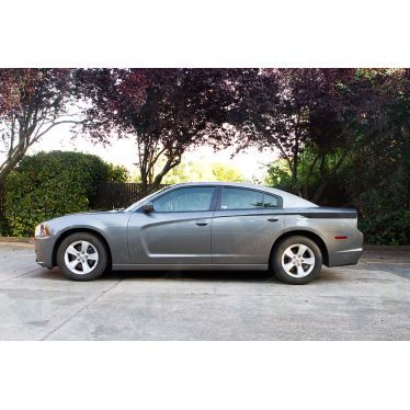 2011 Dodge Charger Hockey Side Vinyl Graphic