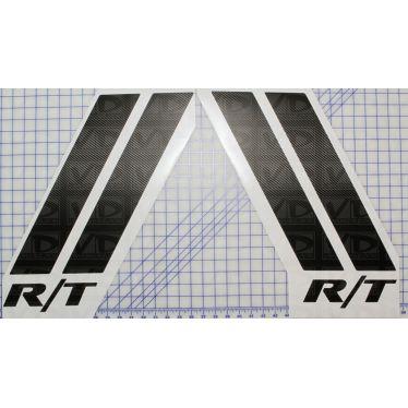 Carbon fiber R/T Stripes
