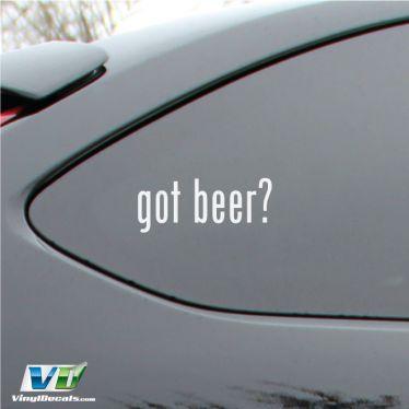 Got Beer